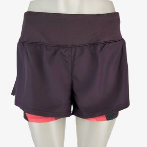 C9 CHAMPION Eggplant Shorts with Inner Shorts! XL
